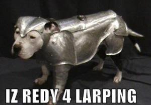 larp-dog